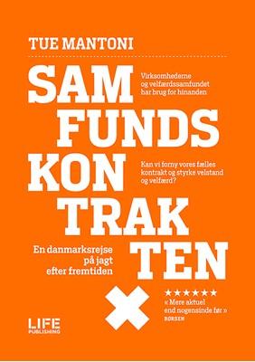 Samfundskontrakten Susanne Sayers, Tue Mantoni 9788799757343