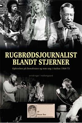 Rugbrødsjournalist blandt stjerner Hasse Boe 9788772373577