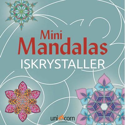 Mini Mandalas - ISKRYSTALLER  9788792484970