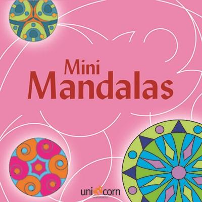 Mini Mandalas - PINK  9788791891878