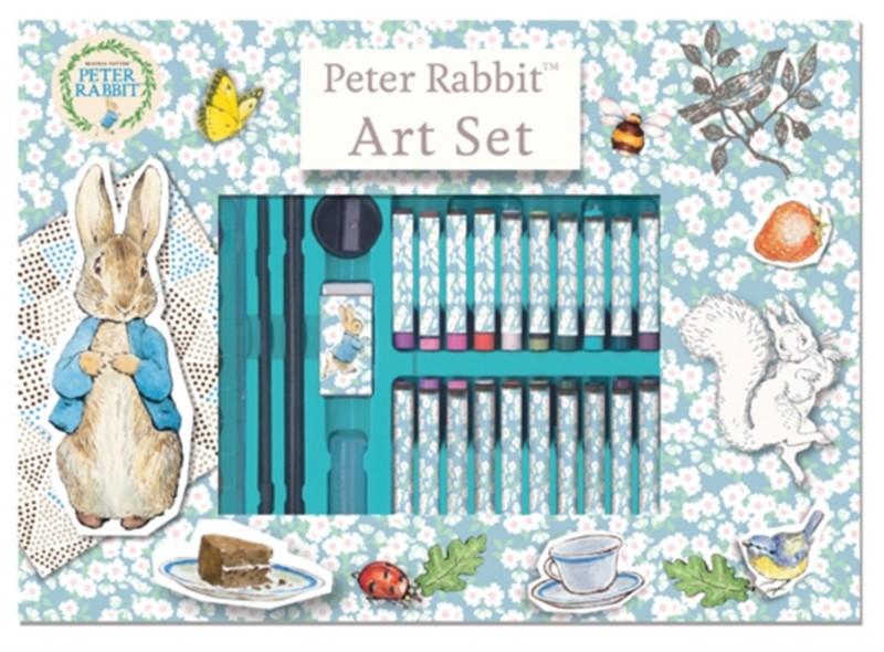 Peter Rabbit Window Art Set (5051237071788)