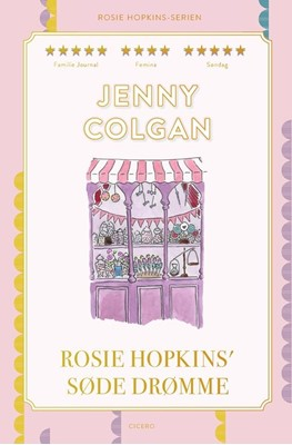 Rosie Hopkins' søde drømme Jenny Colgan 9788702316223