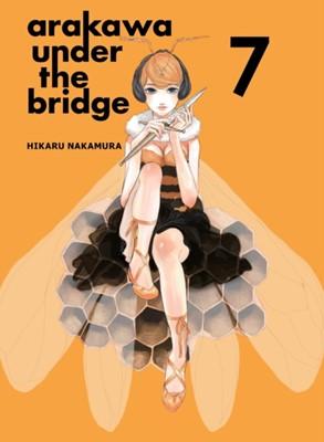 Arakawa Under The Bridge, 7 Hikaru Nakamura, Hikaru Nakamura Nakamura 9781947194465