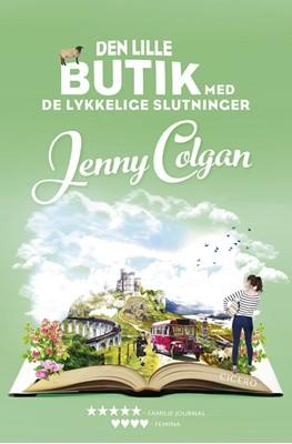 Den lille butik med de lykkelige slutninger Jenny Colgan 9788763862639