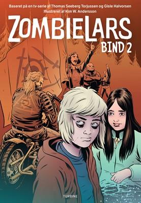 ZombieLars – Bind 2 Gisle Halvorsen, Thomas Moldestad, Thomas Seeberg Torjussen 9788740667141