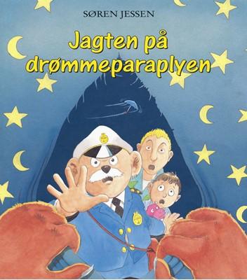 Jagten på drømmeparaplyen Søren Jessen 9788792805959