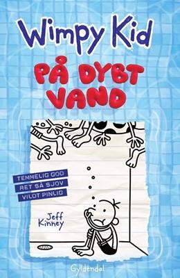 Wimpy Kid 15 - På dybt vand Jeff Kinney 9788702277135