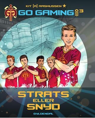 Go Gaming 3 - Strats eller snyd Kit A. Rasmussen 9788702289220