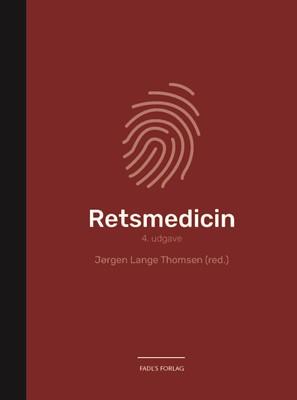 Retsmedicin 4. udgave Jørgen Lange Thomsen (red.) 9788793590526
