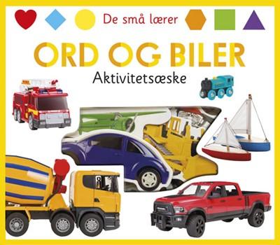 De små lærer - Ord og biler - aktivitetsæske  9788741513607
