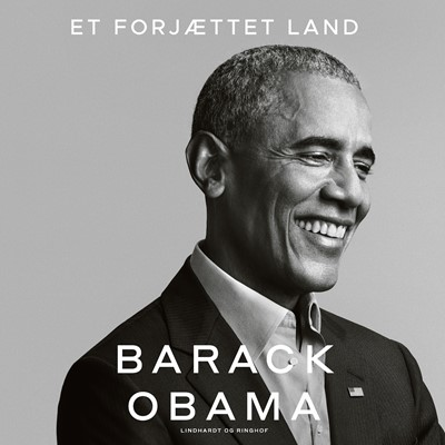 Et forjættet land Barack Obama 9788726752120