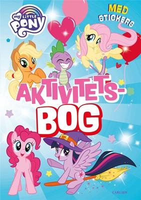 My Little Pony aktivitetsbog (kolli 6)  9788711995891