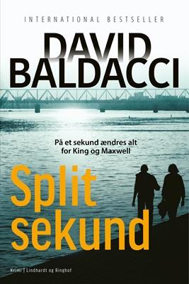 Splitsekund David Baldacci 9788711994344