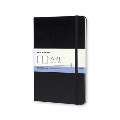 Moleskine Large Sketchbook Black  9788883701153
