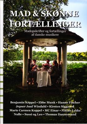 Mad og skønne fortællinger Dorthe Poulsen 9788797270509