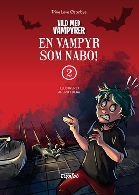 En Vampyr som nabo Trine Løve Østerbye 9788772149608