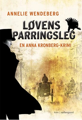Løvens parringsleg Annelie Wendeberg 9788772374116