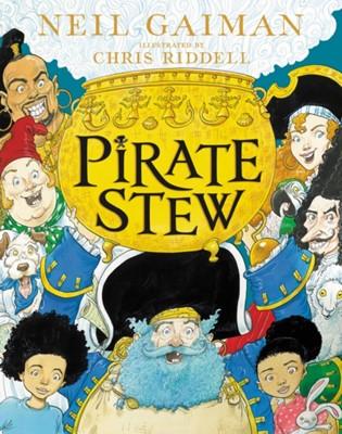 Pirate Stew Neil Gaiman 9780062934574