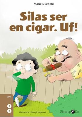 Silas ser en cigar Marie Duedahl 9788775491810