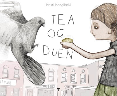 Tea og duen Kristi Kangilaski 9788775430130
