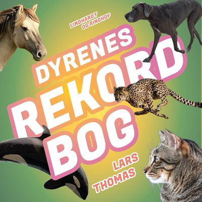 Dyrenes rekordbog Lars Thomas 9788726722000