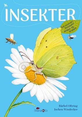 Insekter Bärbel  Oftring 9788775491902