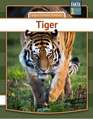 Tiger Sigurd Toftdahl Terkelsen 9788740669251