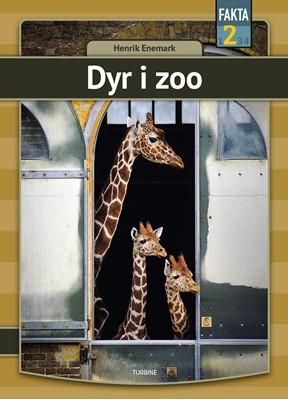 Dyr i zoo Henrik Enemark 9788740669183
