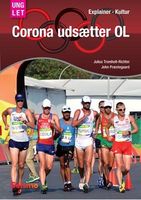 Corona udsætter OL John Præstegaard, Julius Tromholt-Richter 9788772129921