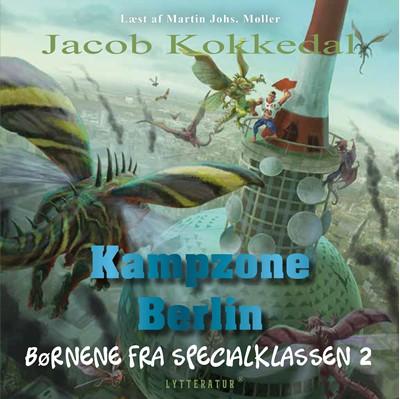 Kampzone Berlin Jacob Kokkedal 9788770305419