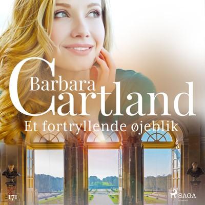 Et fortryllende øjeblik Barbara Cartland 9788726755022