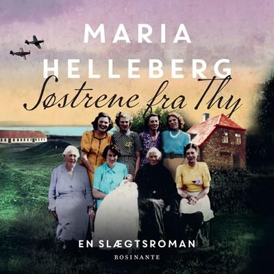 Søstrene fra Thy Maria Helleberg 9788763853903