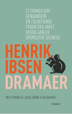 Dramaer Henrik Ibsen 9788763858625