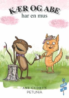 Kær og Abe og mus Ane Gudrun 9788794007603