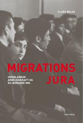 Migrationsjura Claes Nilas 9788757437362