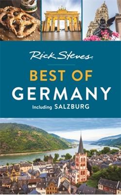 Rick Steves Best of Germany (Third Edition) Rick Steves 9781641711128