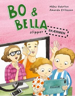 Bo & Bella slipper skærmen Måns Gahrton 9788771394245
