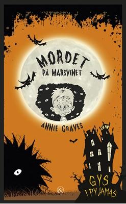 Mordet på marsvinet Annie Graves 9788771517545