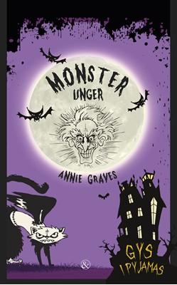 Monsterunger Annie Graves 9788771517552