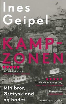 KampZonen Ines Geipel 9788740069938