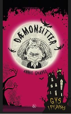 Dæmonsitter Annie Graves 9788771517583