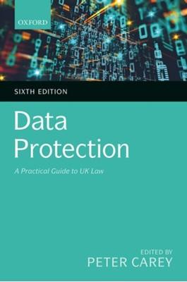 Data Protection Peter Carey 9780198853565