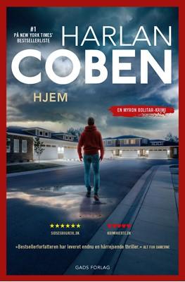 Hjem Harlan Coben 9788712056409