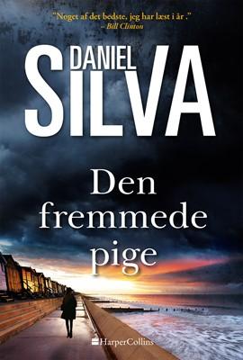 Den fremmede pige Daniel Silva 9788771918137