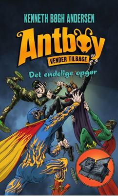 Antboy vender tilbage 3 - Det endelige opgør Kenneth Bøgh Andersen 9788702317374
