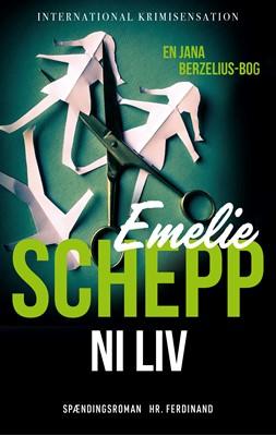 Ni liv Emelie Schepp 9788740068535
