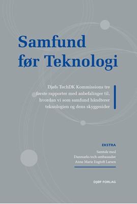 Samfund før teknologi DKB - Djøf Forlag, TechDK Kommissionen 9788757451313