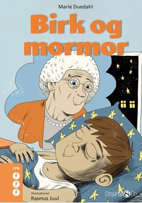 Birk og mormor  Marie Duedahl 9788775492268