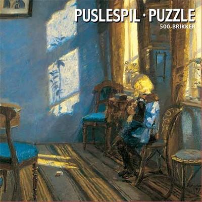 Anna Ancher puslespil Ukendt forfatter 9788772242156