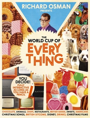 The World Cup Of Everything Richard Osman 9781473667273